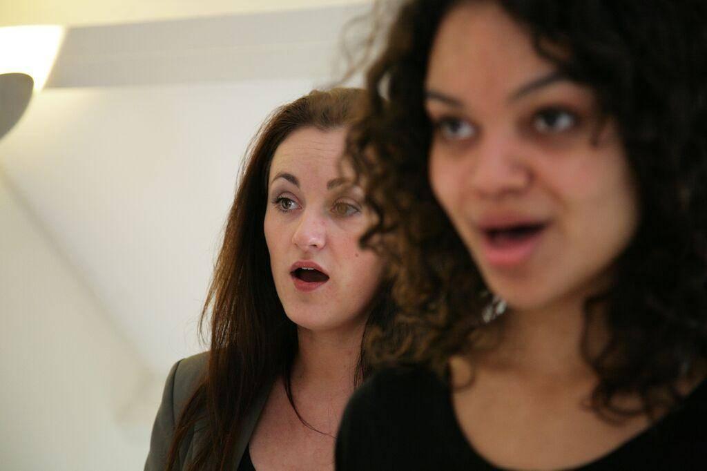 Basiscursus zangtechniek bij Voice Art