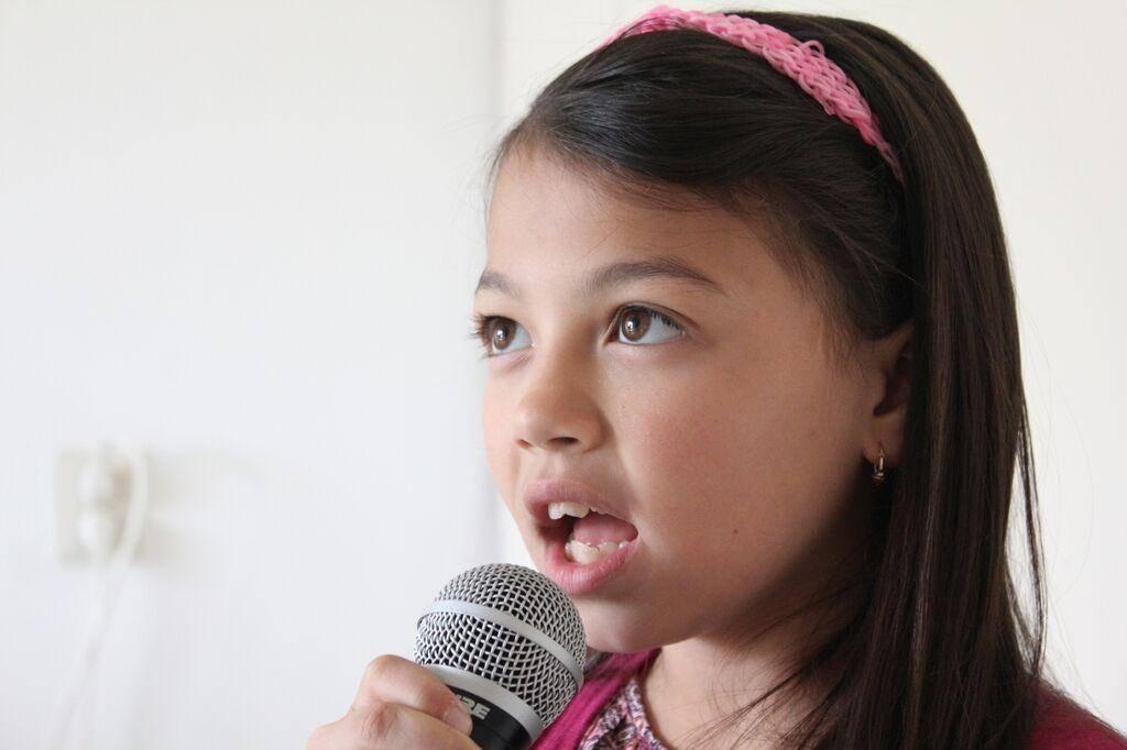 Zangles voor kinderen bij Voice Art