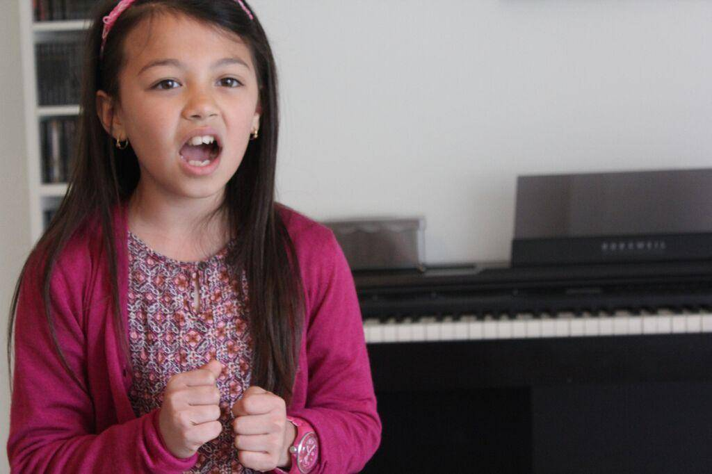 Zangles speciaal voor kinderen bij Voice Art